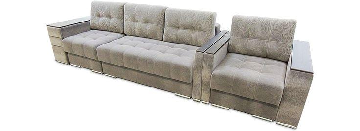 Умные диван и кресло-еврокнижка «IQ 124»   «Умные Диваны»