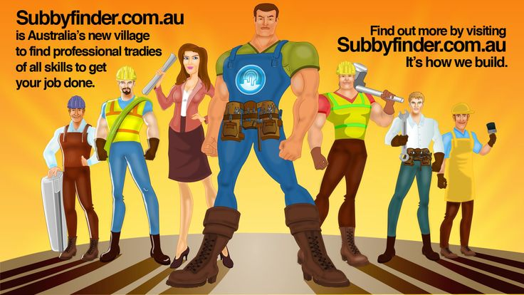 #Subbyfinder is a revolution for Australia's trades and construction industries. Sign up it's Free  #businesslisting #businessdirectory #tradesdirectory #directory #onlinedirectory #builders #architect #plumber #sparky #electrician #handyman #listings #listyourbusiness #freelisting #subcontractor #contractor #Australia  Www.subbyfinder.com.au