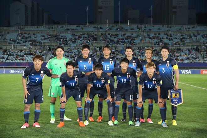 【U-20W杯|日本 2-2 イタリア PHOTO】堂安が渾身の2ゴール!日本、3位で決勝Tへ | サッカーダイジェストWeb http://www.soccerdigestweb.com/topics_detail9/id=26178