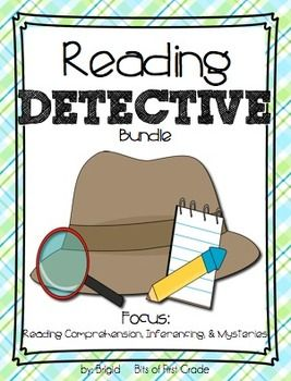 Reading Detective Beginning          Details   Rainbow Resource     Amazon com Logo