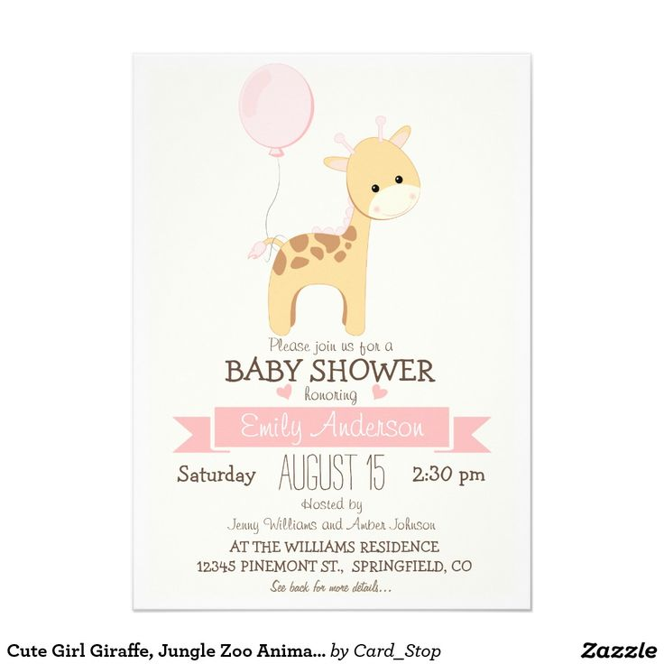 The 301 best ⭐ Baby Shower Invitaciones ⭐ Invitations images on ...