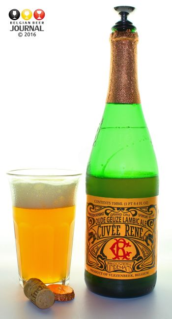 LINDEMANS CUVÉE RENÉ OUDE GEUZE is ourthird BrewViewfor our LAMBIC, SOUR AND WILD ALE MONTH for Febrewary 2016, and our firstfull BrewView for any Lindemans Lambic beer.(Our first mention of an...