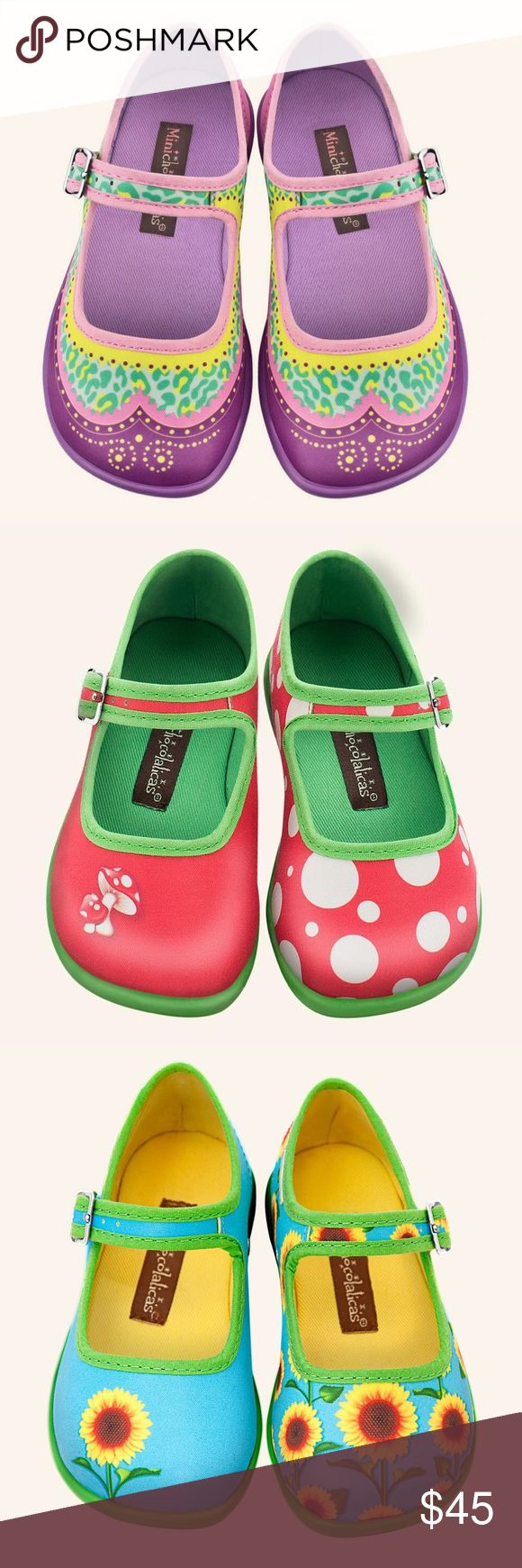 Mini Chocolaticas shoes for little girls! Unique shoes for little girls in different and creative designs! Hot Chocolate Shoes Dress Shoes