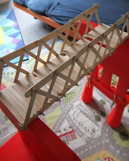 Gluten Free Mum: Derailed by Le Grande Project. What happens when your son dreams up crazy impossible projects for Santa...?