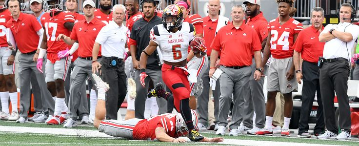 10th-ranked Ohio State secured a 62-14 victory over visiting Maryland on Saturday evening at Ohio Stadium.