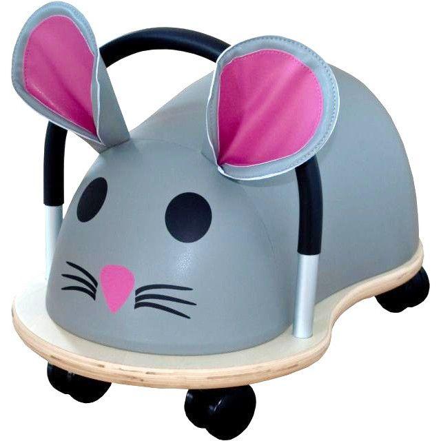 solidny, stabilny jeździk #dla_dzieci Mysz / mouse, Wheely Bug