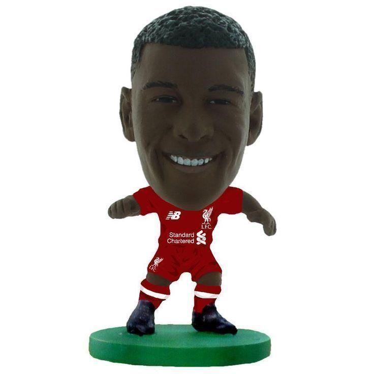 Liverpool FC SoccerStarz Salah One Size Red