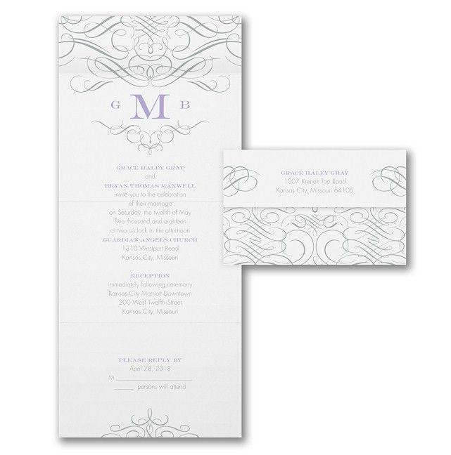 17 Best Images About Seal 'N Send Wedding Invitations On