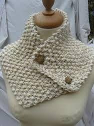echarpe tricot facile pinterest - Recherche Google