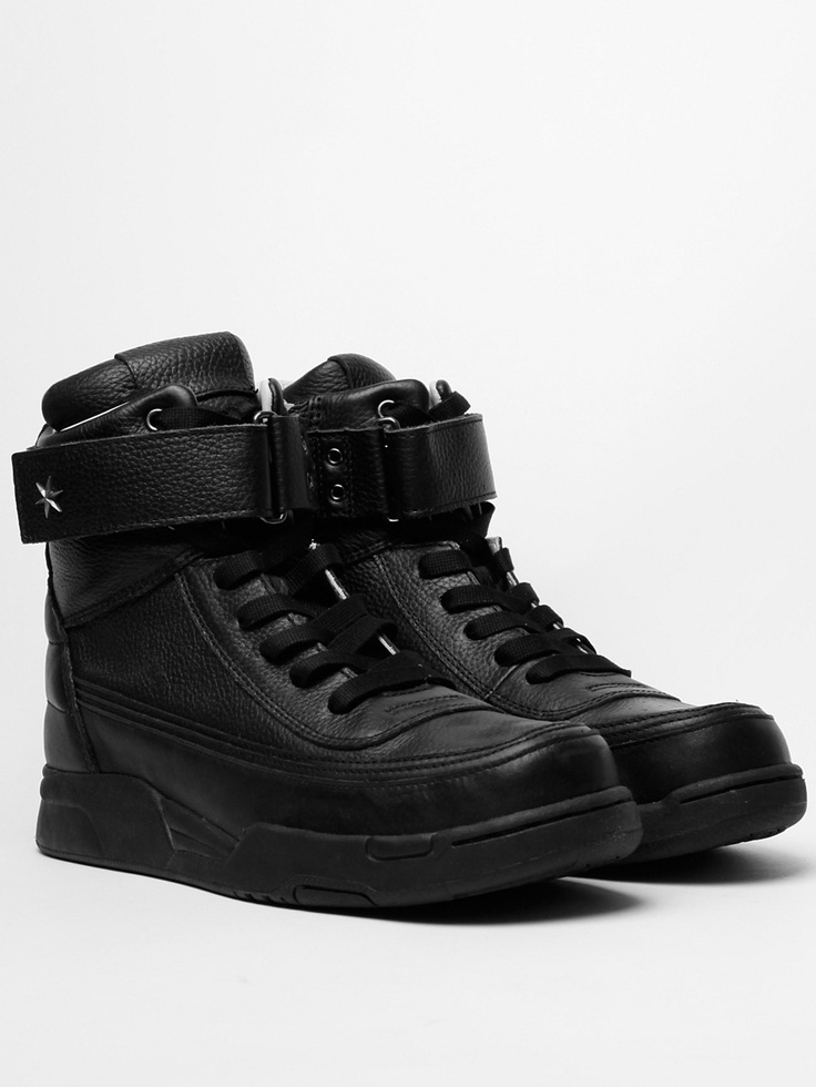 Diet Butcher Slim Skin Men's High Top Sneaker  #hightops #sneakers #black