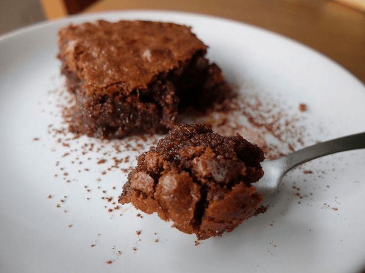 CHOCOHOLIC.... ¡Brownie sin harina! ¡Brownie para todos!