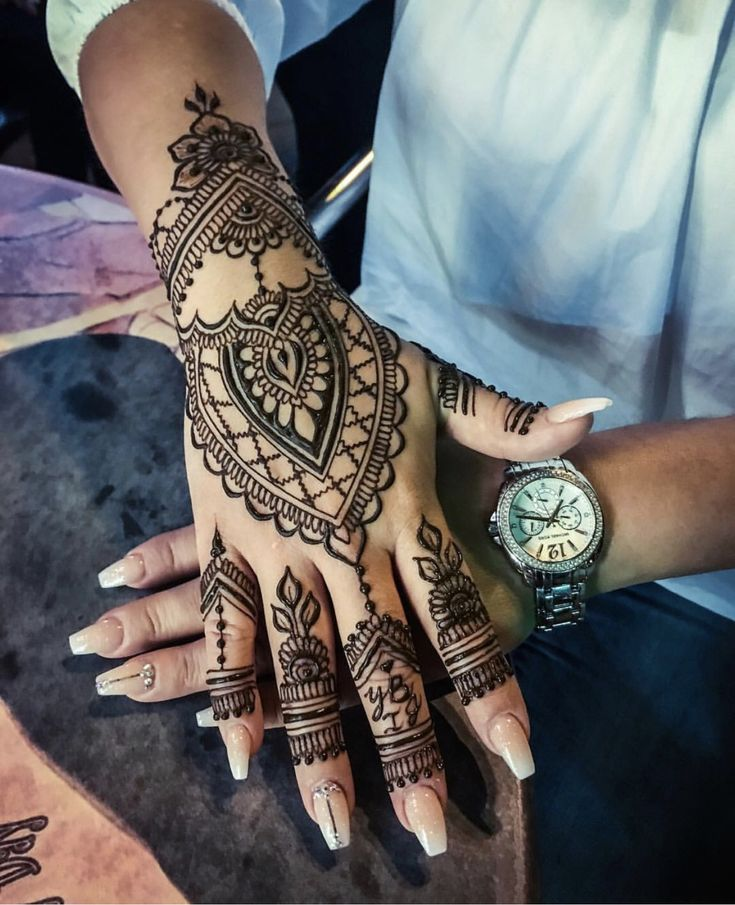 Menna Trend Sees Men Wearing Intricate Henna Tattoos: 1340 Best Mehndi Supreme Images On Pinterest