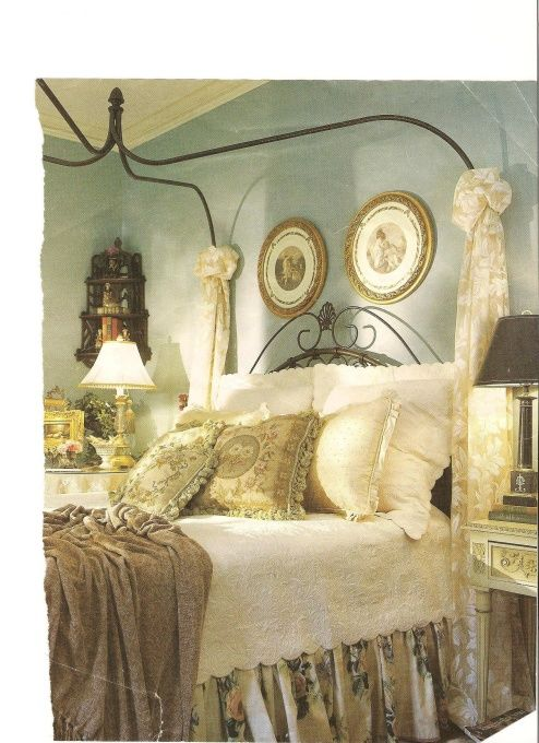 romantic country bedroom decorating ideas | Spare Bedroom - Bedroom Designs - Decorating Ideas - HGTV Rate My ...