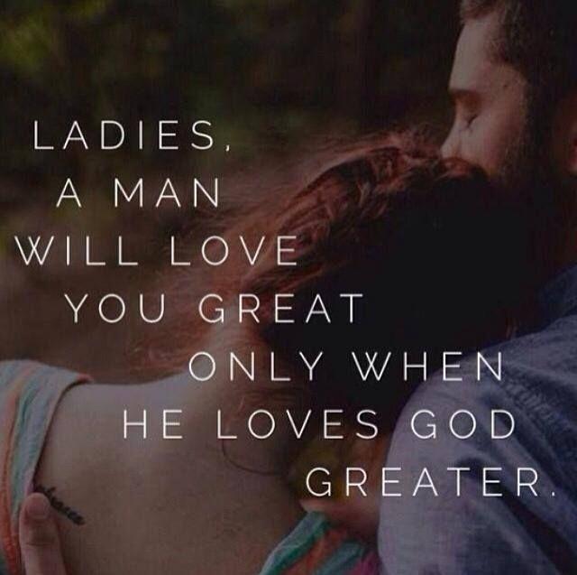 Seek that Love!