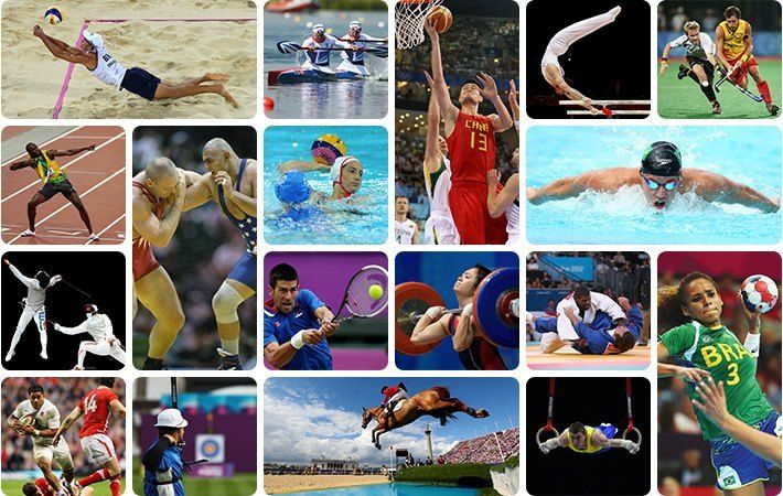 There will be 306 medal events across the 42 Olympic sport disciplines at the Rio 2016 Games  (Photo: Rio 2016)