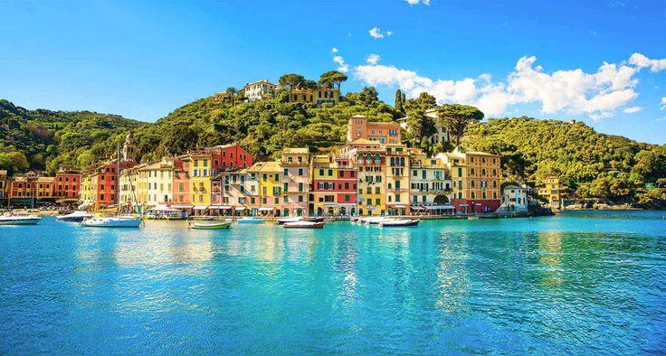 Her er Italias beste ferieboliger  