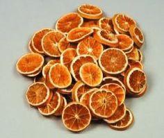 Come essiccare le arance