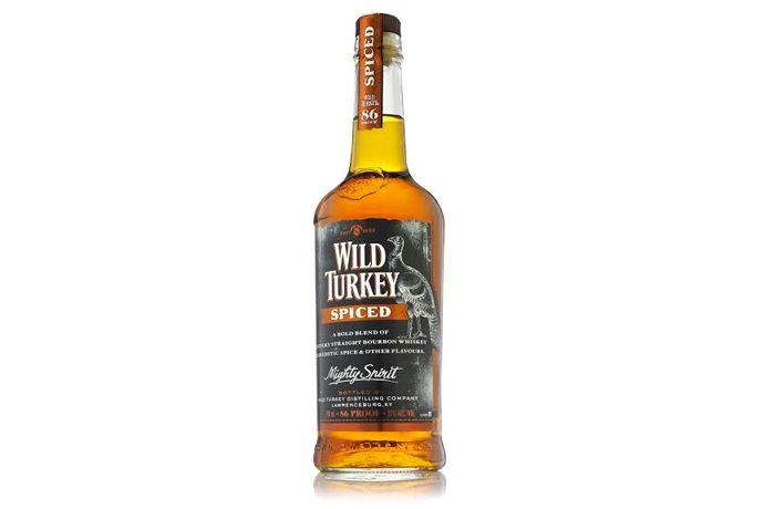 Wild Turkey Spiced Bourbon Price: $TBA