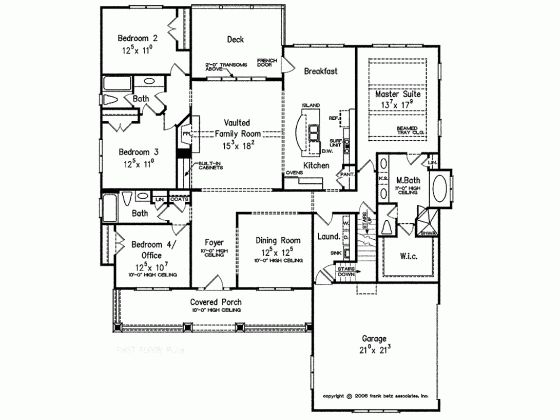 12 best images about acreage house floorplans on pinterest for Single level home floor plans