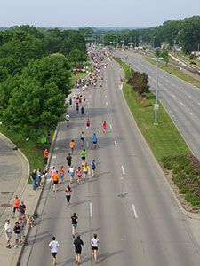 madison half marathon memorial day weekend