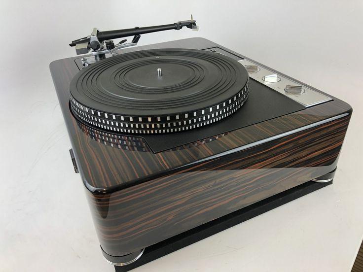 Garrard 401 Turntable with Custom Palisander Plinth and SME-309 Tonearm   Turntables   Ridgewood, New Jersey 07450   Audiogon
