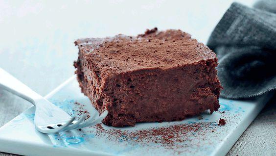 Nogle siger, dette er verdens bedste chokoladekage opskrift. Døm selv, den smager himmelsk! Opskriften stammer fra The River Café i London