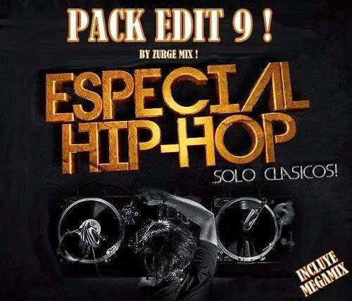 descargar hip hop pack especial vol9! - BY ZURGE MIX | DESCARGAR MUSICA REMIX GRATIS
