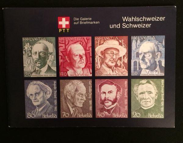 Briefmarken, Wahlschweizer + Schweizer in Thalwil kaufen bei ricardo.ch