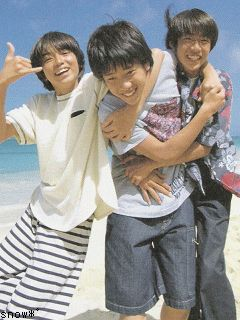Jun×Nino×Aiba