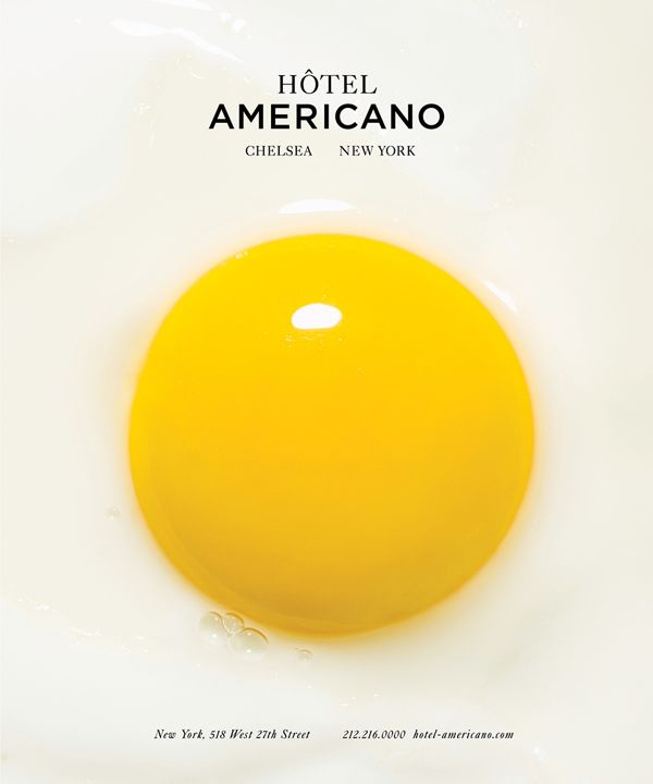 Hôtel Americano by Javas Lehn Studio , via Behance