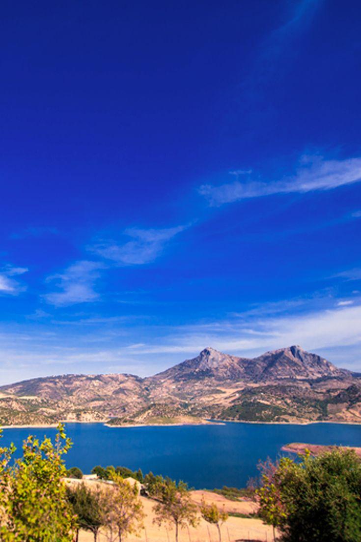 Prachtig Andalusië In Mei Op Basis Van All In In Het