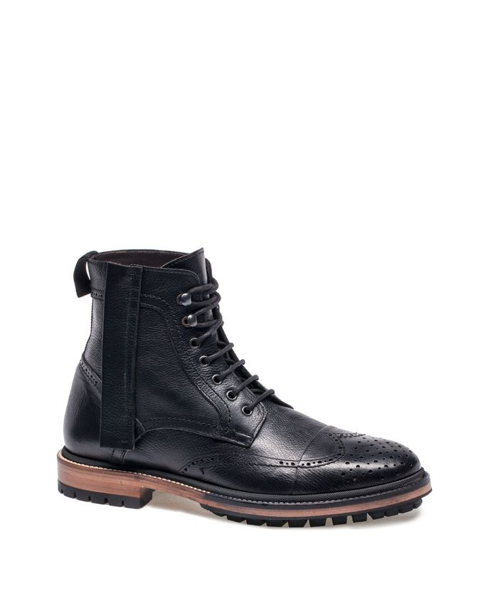 Wide Fit Men Shoes Ankle High On A Zip