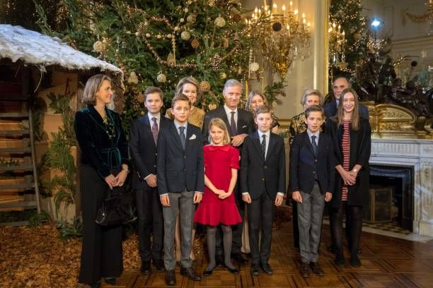 Belgian Royal Family Attends Christmas Concert At Royal Palace In Brussels 2017 Beelden En Foto S Getty Images In 2020 Koninklijke Families Concert