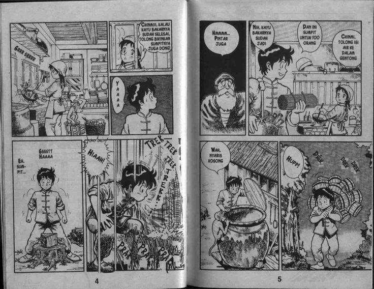 Kungfu Boy: Chapter 1 - Gambar 4