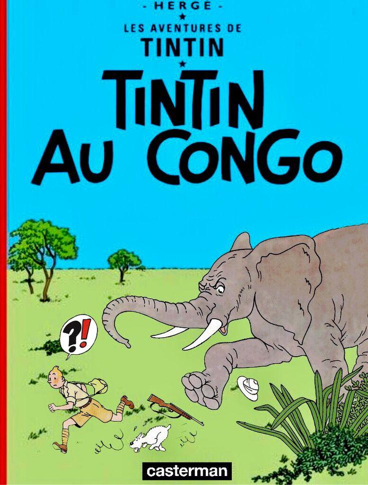 Tinin au Congo