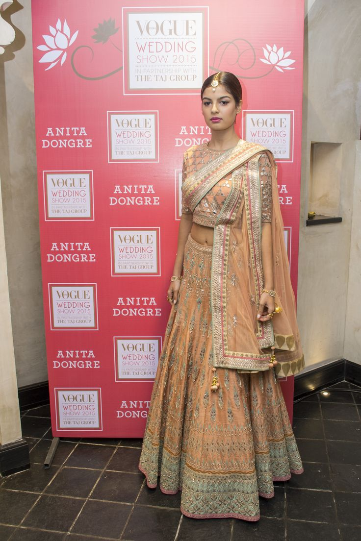 Raw silk lehenga with #intricate #gotapatti #embroidery