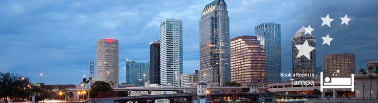 Billige hoteller i Tampa