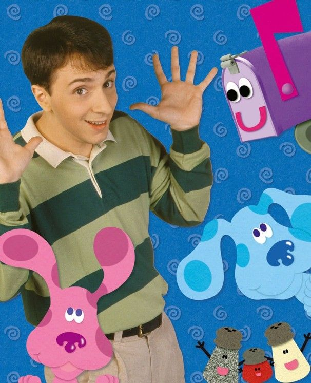 Cameron loved Blue's Clues when he was little. Alexa never really got into it.  It will always remind me of my baby boy.