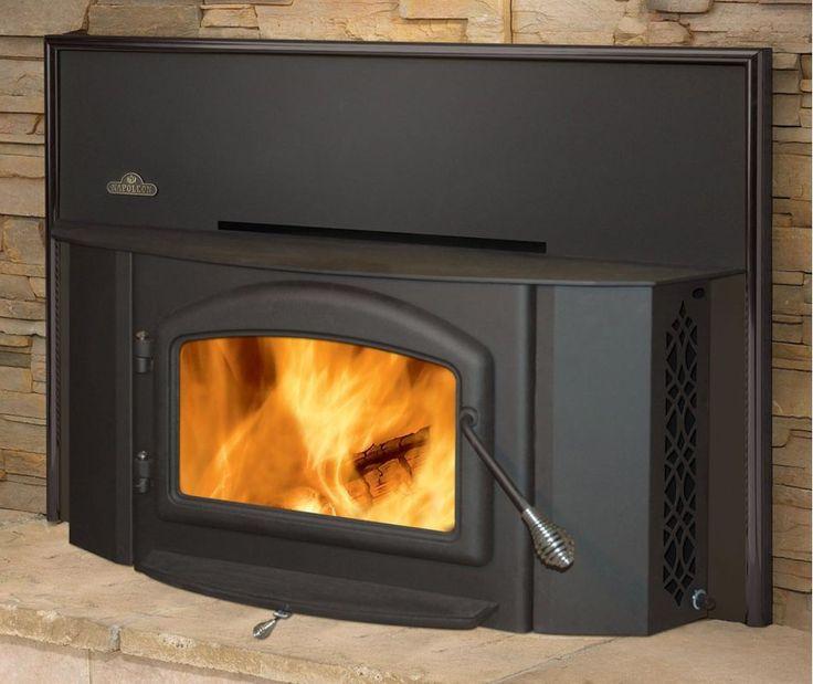 1000 Ideas About Wood Burning Insert On Pinterest