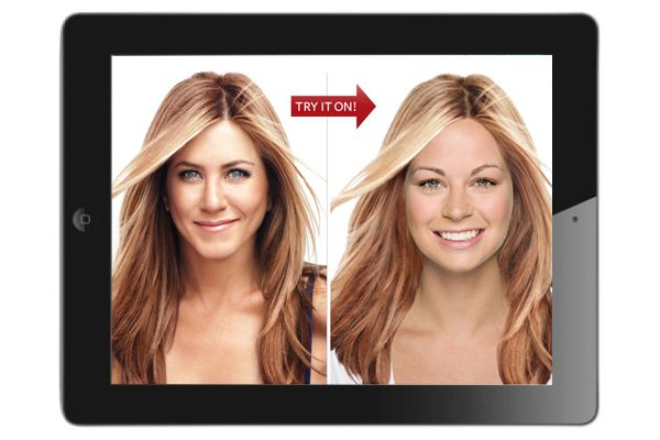 Hairstyles App Endearing 18 Best Glossy Ipad Beauty Apps Images On Pinterest  App Apps And