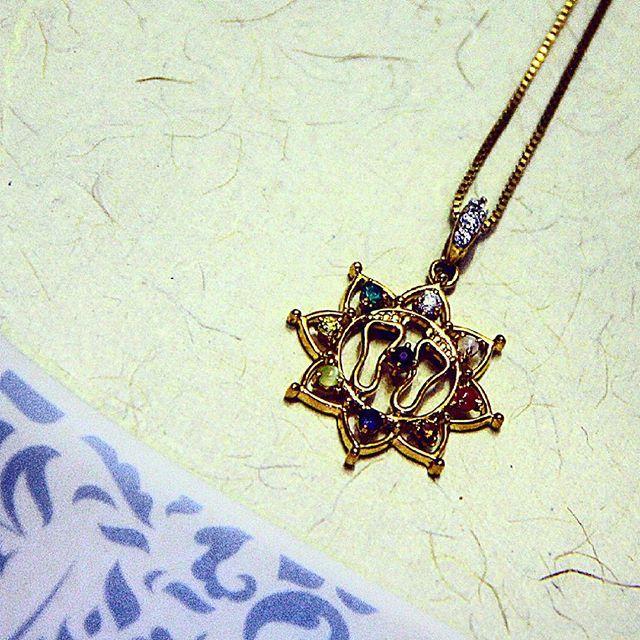 A tradition of nine gems! #Navratnam #glittergala #ethniclove #beautiful #jewellery #lovegold #diamonds #gemstones #instajewelry #instagold #festive #indian #traditional #festivities #jewelry #pendant #beautiful #lovegold #rubies #gemstomes #ethniclove #instagold #instajewelery #jewelerygram #jewellerydesign #instagood