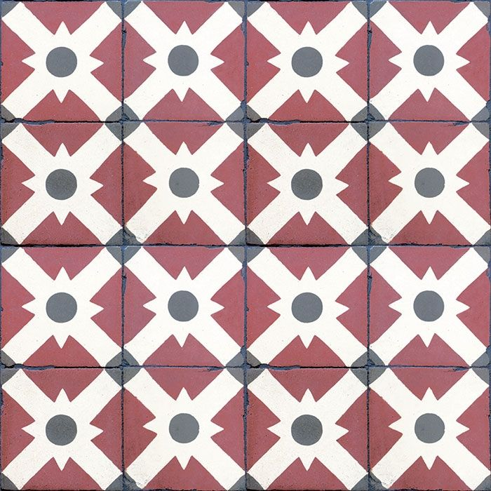 Maroon hatched ceramic tile home wallpaper by Walls Republic M8830 #pantone #coloroftheyear #marsala