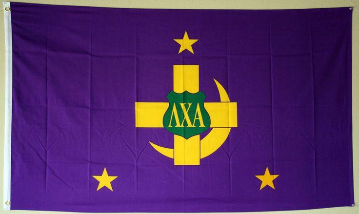 Lambda Chi Alpha Flag - (3x5) NEW