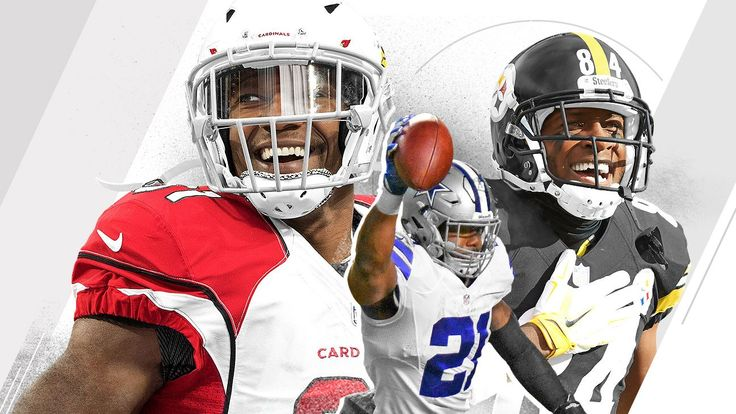 It's time! We've got everything you need right here to have successful 2017 fantasy football drafts.