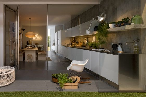 Fitted kitchens | Complete kitchens | Gamma | Arclinea. Check it on Architonic