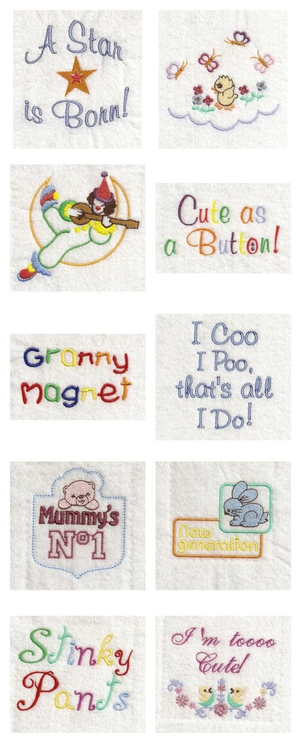 142 best baby embroidery designs images on pinterest baby baby bibs things embroidery machine design details bankloansurffo Gallery