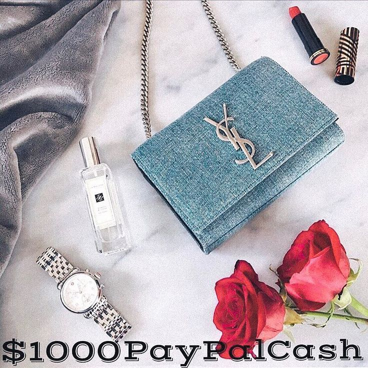 GIFTI've partnered with some of my favorite bloggers to give one lucky follower $1000 in PayPal cash!   To enter: 1FOLLOW ME!  2LIKE this picture  3Go to @myboringcloset and repeat the steps. 4Follow these same steps on every account until you're back here.  5 BONUS: Like my last 2 pictures and comment DONE below this image. Open internationally to public and private accounts. Ends 8/6 at 7pm EST. Winner must be following all accounts to win! This contest is in no way sponsored administered…