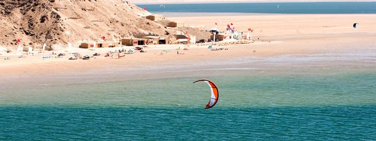 Dakhla, best place for kitesurf