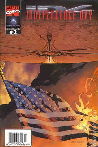 Independence Day (1996 Movie) 2