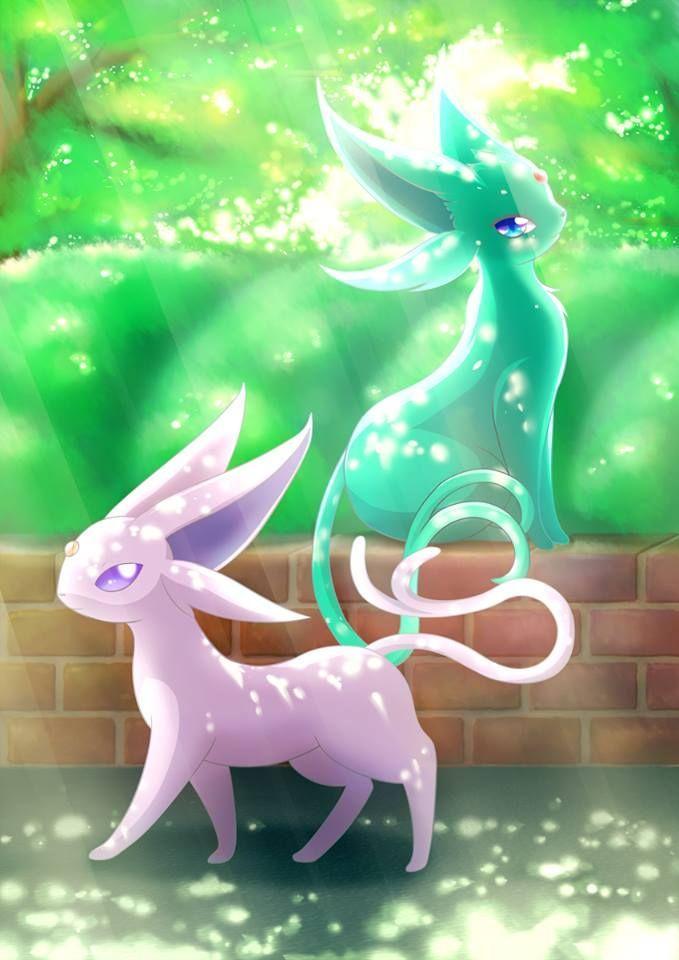 Resultado De Imagen Para How Evolve Your Eevee In Espeon In Pokemon
